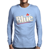 Labatt Blue Beer Mens Long Sleeve T-Shirt