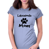 Labradoodle Mom Womens Fitted T-Shirt