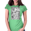 Labyrinth Of The Marrow Womens Fitted T-Shirt