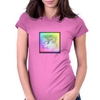 laddu gopal  Womens Fitted T-Shirt