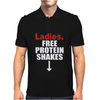 Ladies Free Protein Shakes Mens Polo
