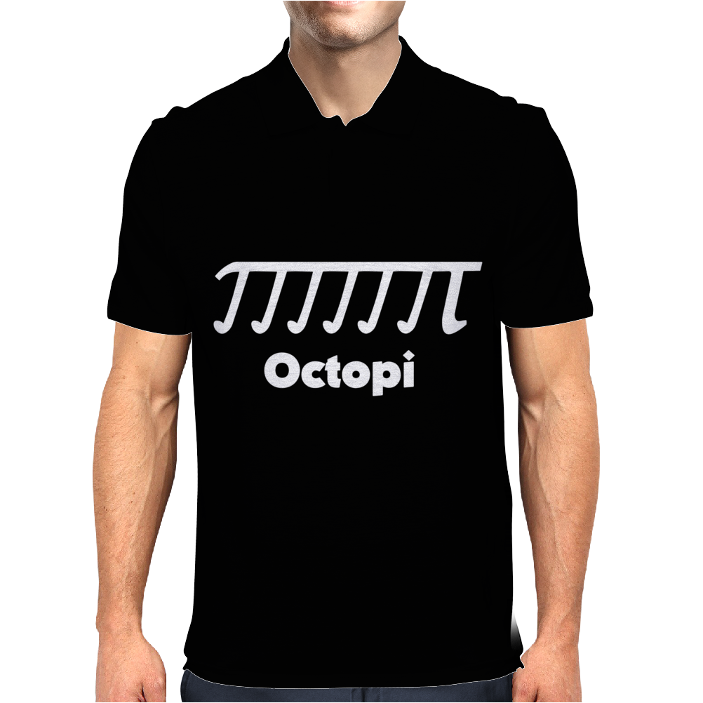 Ladies OCTOPI Mens Polo