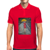Lady in Red Mens Polo