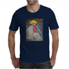 Lady in Red Mens T-Shirt
