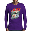 Lady Luckose Cone Mens Long Sleeve T-Shirt