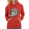 Lady Luckose Cone Womens Hoodie