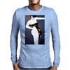 LADY OF THE NIGHT Mens Long Sleeve T-Shirt