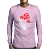 Lady Rose Mens Long Sleeve T-Shirt