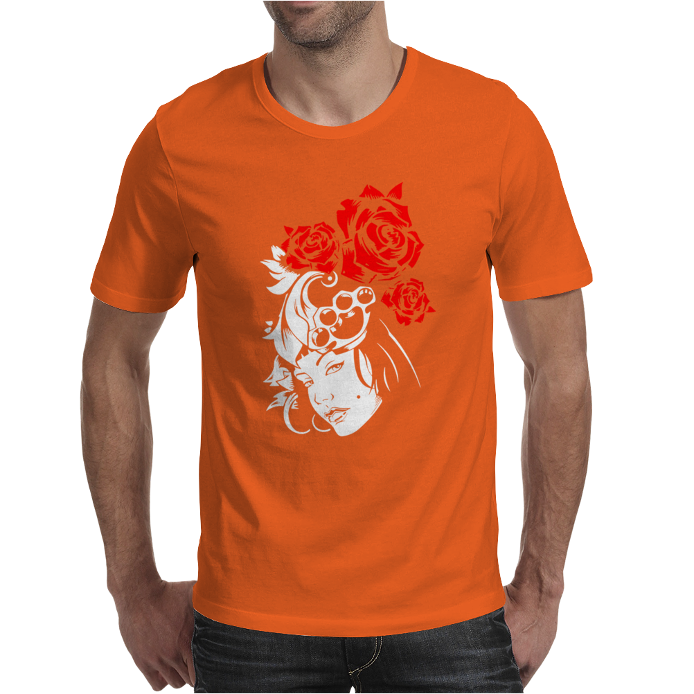 Lady Rose Mens T-Shirt
