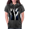 LADY WITH COAT Womens Polo