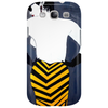 LADY WITH YELLOW AND BLACK  SKIRT Phone Case