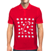ladybird polker dot Mens Polo