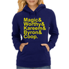 Lakers Showtime Team Womens Hoodie