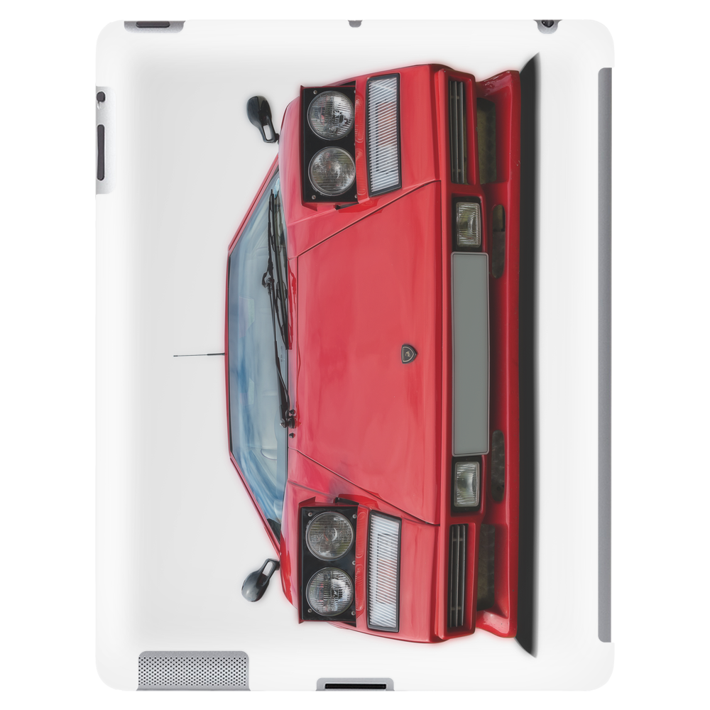 Lamborghini countach Tablet