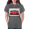 Lamborghini countach Womens Polo
