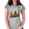 Lamborghini Murcielago LP640-4 Womens Fitted T-Shirt