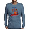 Lamp Mens Long Sleeve T-Shirt
