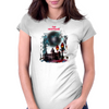 Lamp Nightmare Part 2 Womens Fitted T-Shirt