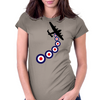 Lancaster Mod Womens Fitted T-Shirt