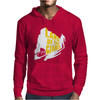 Land Of The Giants Science Fiction Mens Hoodie