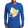 Land Of The Giants Science Fiction Mens Long Sleeve T-Shirt