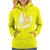 Land Of The Giants Science Fiction Womens Hoodie