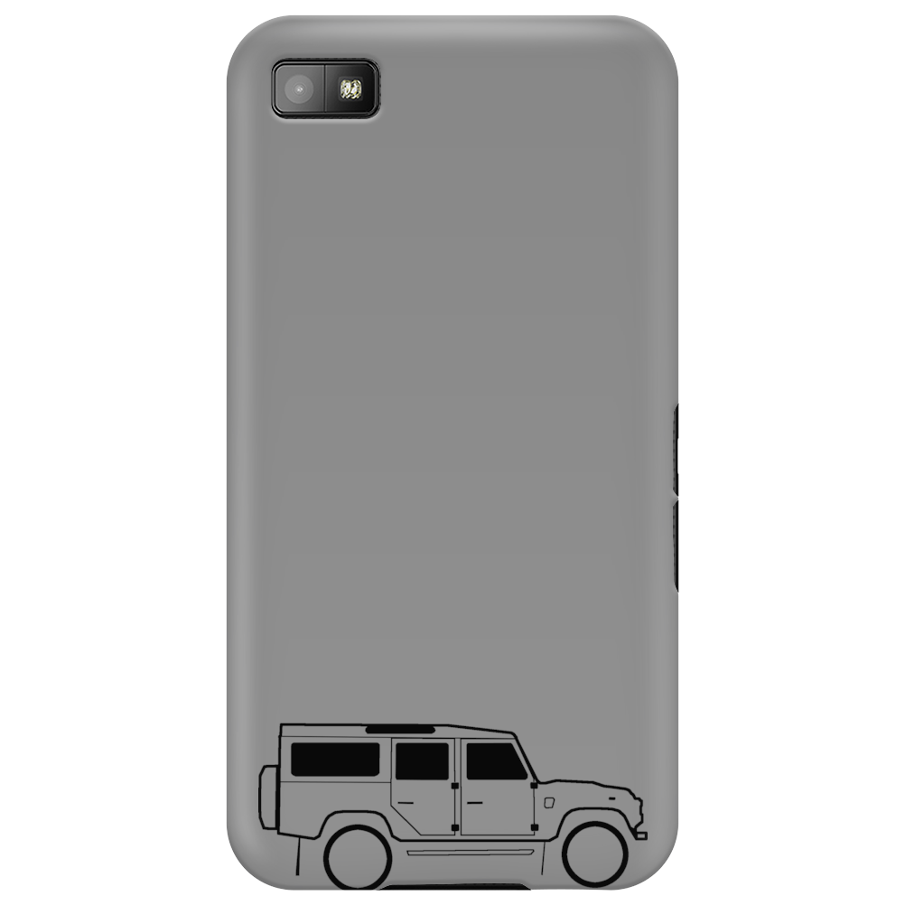 Land Rover Defender T110 Phone Case