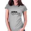 Land Rover Defender T110 Womens Fitted T-Shirt