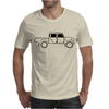 Land Rover Defender T130 Mens T-Shirt