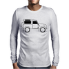 Land Rover Defender T90 Mens Long Sleeve T-Shirt