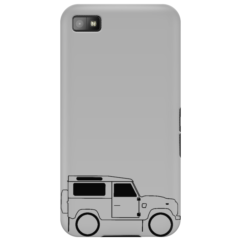 Land Rover Defender T90 Phone Case