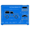 Land Rover Defender T90 technical drawing Tablet