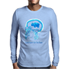 Land Rover On The Brain Mens Long Sleeve T-Shirt
