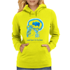 Land Rover On The Brain Womens Hoodie