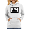 Landscape Icon Womens Hoodie