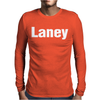 Laney new Mens Long Sleeve T-Shirt