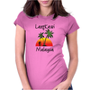 Langkawi Malaysia Womens Fitted T-Shirt