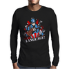 Language! Mens Long Sleeve T-Shirt