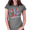 Language! Womens Fitted T-Shirt