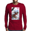 Lara Croft from Rise of Tomb Raider Mens Long Sleeve T-Shirt