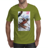 Lara Croft from Rise of Tomb Raider Mens T-Shirt