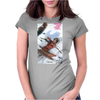 Lara Croft from Rise of Tomb Raider Womens Fitted T-Shirt