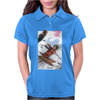 Lara Croft from Rise of Tomb Raider Womens Polo