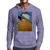 LARGE HAT GIRL Mens Hoodie