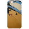 LARGE HAT GIRL Phone Case