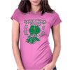 Large Marge Womens Fitted T-Shirt