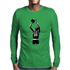 Larry Bird Boston Celtics Mens Long Sleeve T-Shirt