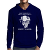 Larry David Pretty Good Mens Hoodie