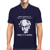 Larry David Pretty Good Mens Polo