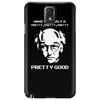 Larry David Pretty Good Phone Case